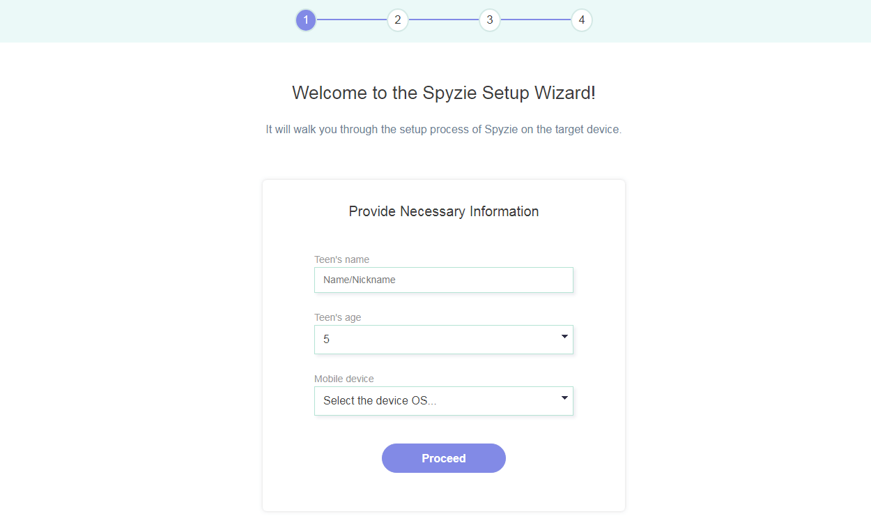 spyzie select device 1 - How To Check Secret Someone's Instagram?